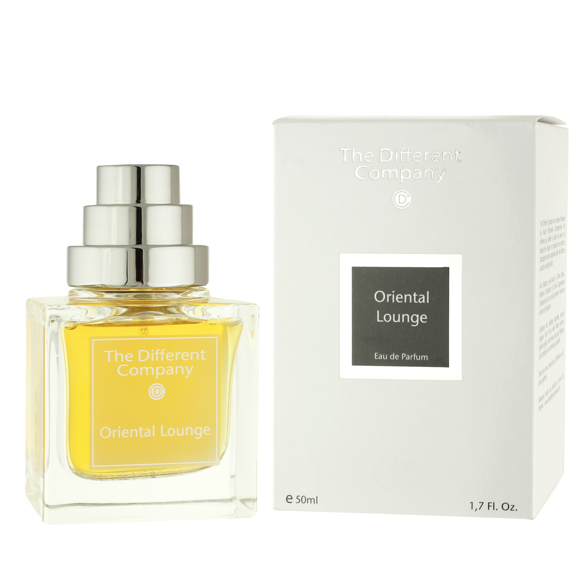 The Different Company Oriental Lounge Eau De Parfum 50 ml (unisex)